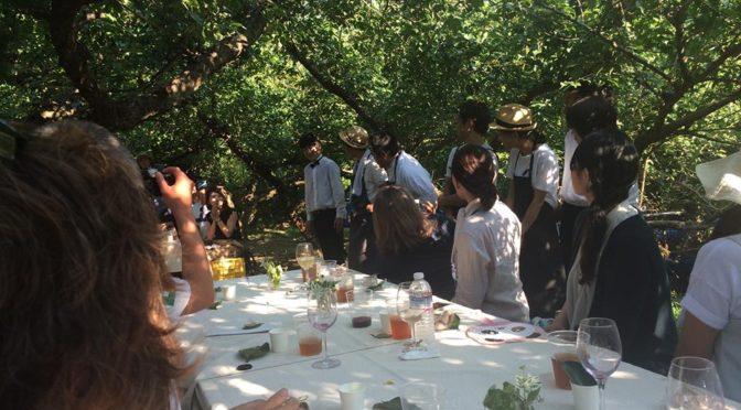 Farm Table~大きな梅の木の下で~藏光農園